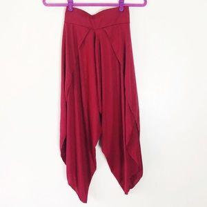 Pants - Harem loose boho pants